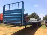 Image of Used 2008 Top Trailer 15m Tri Axle Trailer for sale