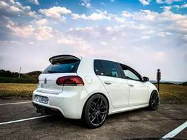 2012 golf 6 R for sale
