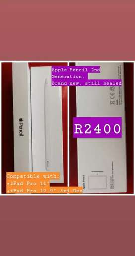 Apple Pencil 2nd Generation for sale