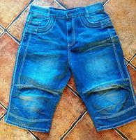 Spodenki Ambiguous Jeans - rozmiar 34