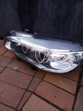 BMW 2 series /f45 headlight for sale
