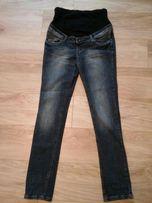C&A Yessica spodnie ciazowe jeansy rozm. 36 jak NOWE!