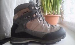 Горные Трекинговые кожаные ботинки Scarpa Barun GTX р.38