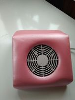 Вытяжка маникюрная 1 винт настольная, пылесос для фрезера и маникюра