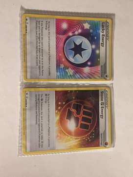 Pokemon cards (Special Energy) for sale.