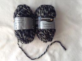 Пряжа , нитки для вязания. Шерсть. Германия.
