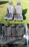 Салон, Комплект сидений Nissan Tiida C11 Разборка