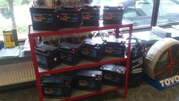 TANI i niezawodny Akumulator 62Ah P+ Akcel 540Ah
