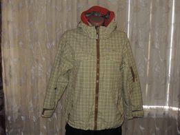 стильная фирменная куртка ветровка Didriksons р.152-158