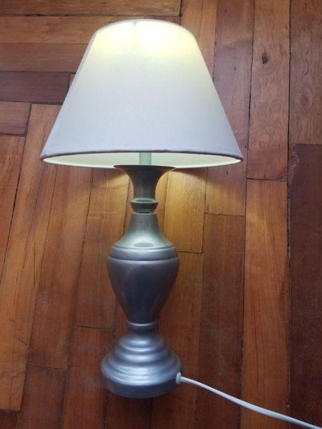 Настольная ЛАМПА ночник модерн Е27 выс. 37,5 см сменный источник света