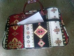 Продам новую дорожную сумку из Турции