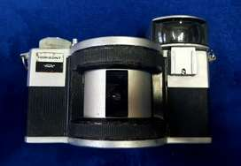 Vintage USSR Russian Soviet Panoramic Horizont 35mm camera