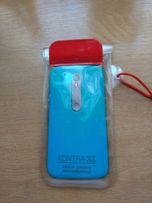 Pokrowiec na telefon komórkowy - ochroni przed zamoknięciem