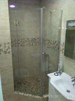 Стекло для душевой кабины, двери и перегородки в душ