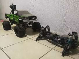 RC MONSTER TRUCK PROJECT