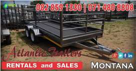 Trailer Rental and sales