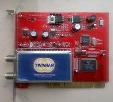 Спутниковий ТВ тюнер Twinhan DTV VP-1022A