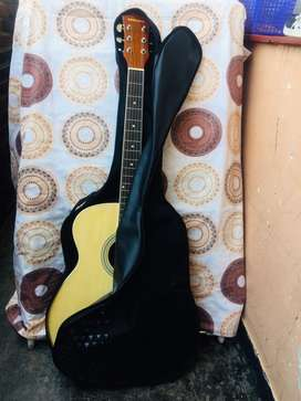SANCHEZ Electric Acoustic Guitar