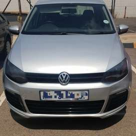 Polo R style front bumper