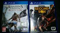 Image of PS 4 games for sale