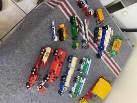 Matchbox toy collection