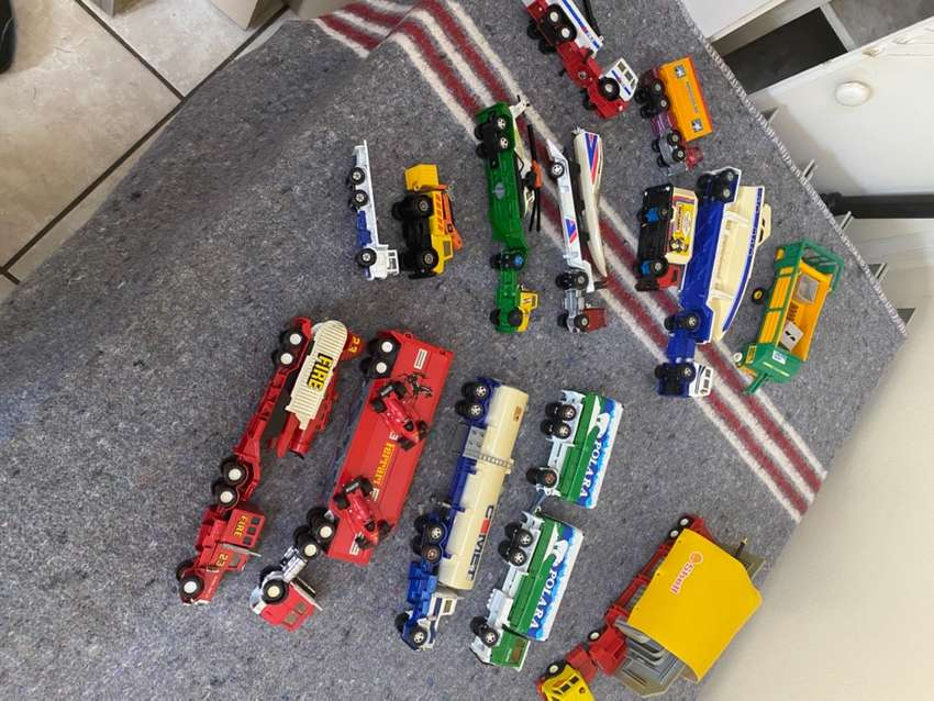 Matchbox toy collection 0