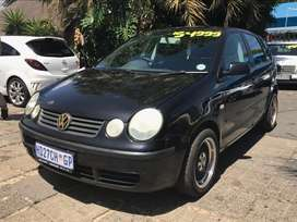 2004 1.4L VW POLO for sale.