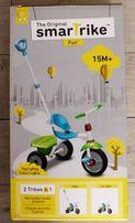 Rowerek Trójkołowy 2w1 Dziewczynka Chłopak od 15m + 24-36m Nowy