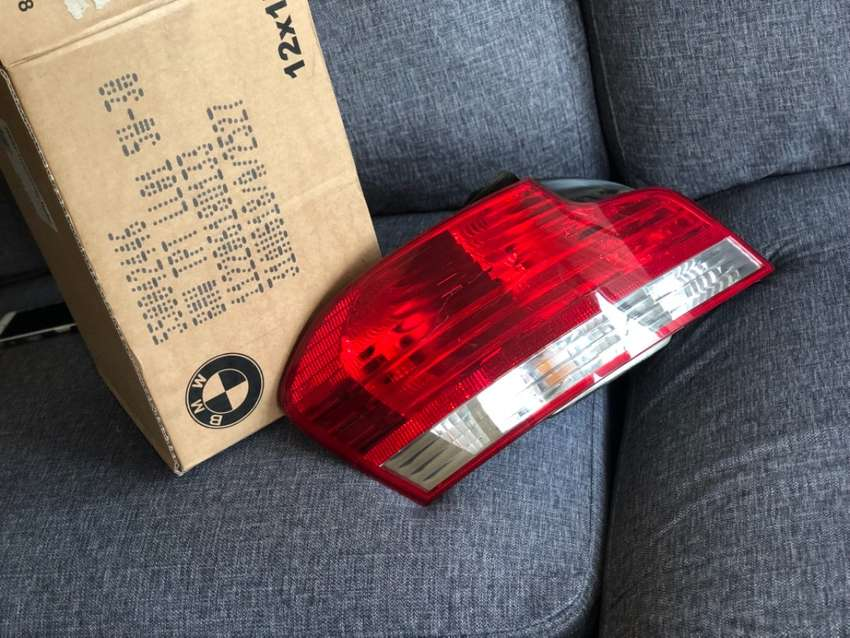 Bmw 135i tail lights 0