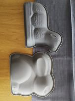 Foremki silikonowe do pieczenia ciesta