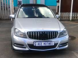 2013 MERCEDES BENZ C250 for sale R174999