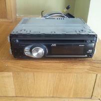 RADIO Samochodowe JVC z CD