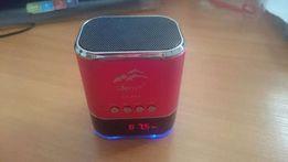 Портативная колонка, плеєр MP3, FM, USB, micro SD Donye DY-809