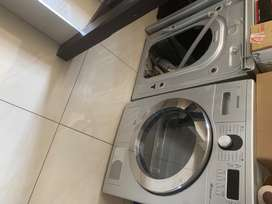 Samsung washing machine and tumble dryer