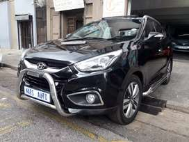 HYUNDAI IX35/ AUTOMATIC/SUNROOF