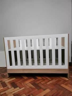 Baby cot - free delivery fully assembled