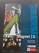 Magnet 2 - podręcznik. Język niemiecki