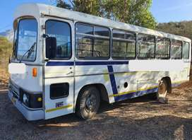 2 FORD BUSSES