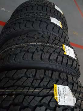 Tyres 265.70 R16 new Dunlop