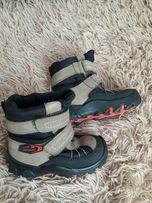 Термо ботинки сапожки кожа elefant