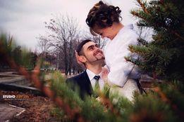 Фотограф на свадьбу. Студийная фото-сессия. Фото на природе.
