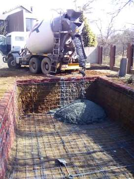 Makhubela investments swimming pools Contractors