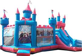 Castles from R 7000 complete. Inflatable Jumping Castle Factory