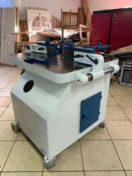 Spindle, TEGLE, Heavy Duty, Tilting Arbour, 4kW, 4-sp, tenoner table