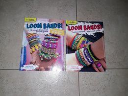 Książki Loom Bands