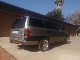 Opel Astra Estate /or Swop
