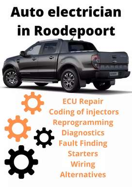 Auto electrician in roodepoort