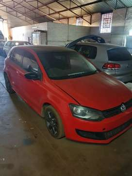 Vw polo 6 project