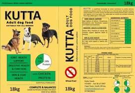Kutta Dog Food (Adult & Puppy)