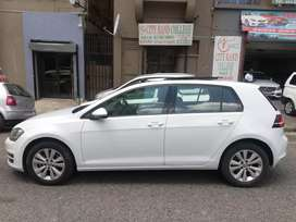 VW Golf TSi 1.2 auto 2014 model for SELL